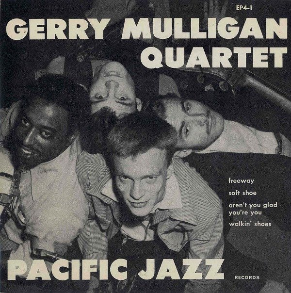 The Gerry Mulligan Quartet.